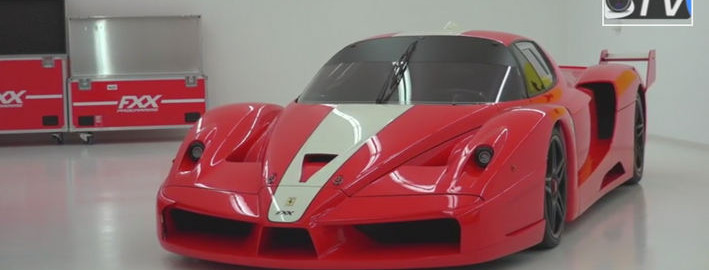 Video vom Ferrari FXX Enzo im Detail