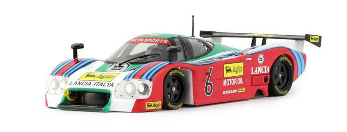 Slot.it - Lancia LC2 Agip - Martini (CA08E)