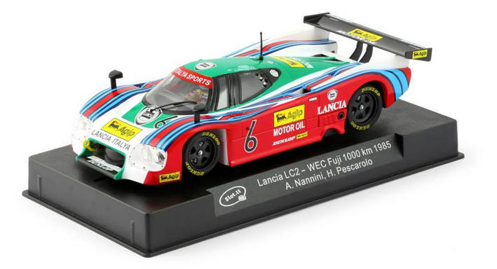 Slot.it - Lancia LC2 Agip - Martini (CA08E) - Display
