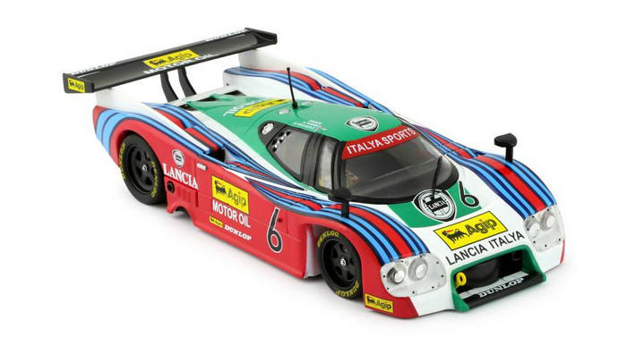 Slot.it - Lancia LC2 Agip - Martini (CA08E) - front