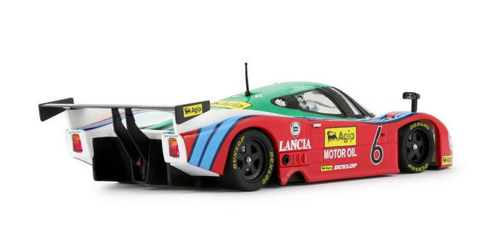 Slot.it - Lancia LC2 Agip - Martini (CA08E) - hinten