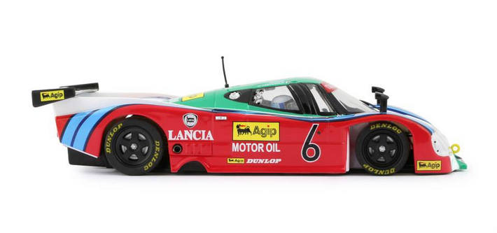 Slot.it - Lancia LC2 Agip - Martini (CA08E) - seitlich