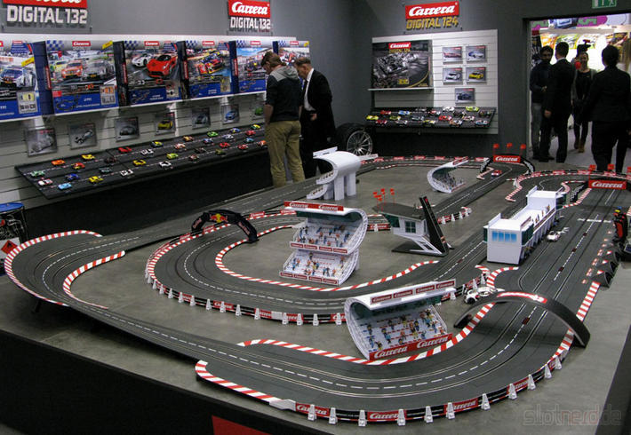 Nuremberg Toy Fair  Slot Cars