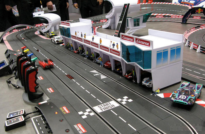 Slot Car Buildings