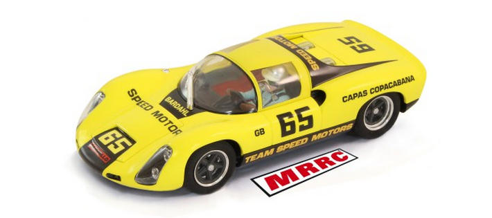MRRC - Porsche 910 Team Speed Motors (MC-04312)