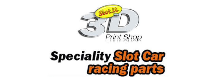 Slot.it - 3D Print Shop news