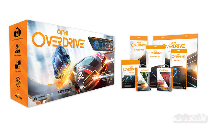 Anki OVERDRIVE - Die Extention Kits