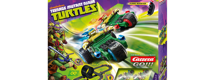 Carrera Go!!! Set - Ninja X-Loop (62324)