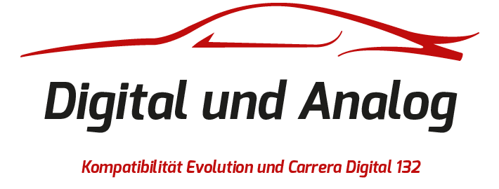 Ist Carrera Evolution und Carrera Digital 132 kompatibel?