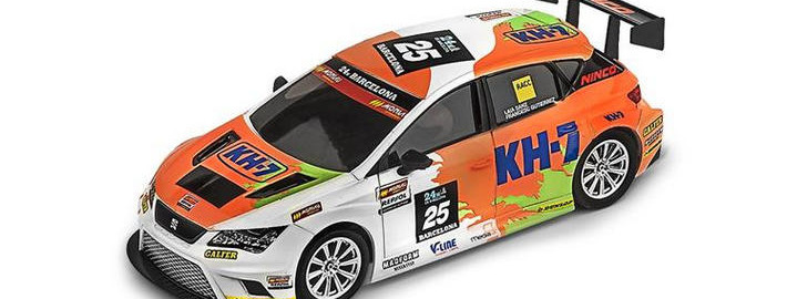 Ninco - Seat Leon Cup Racer KH-7 (50656)