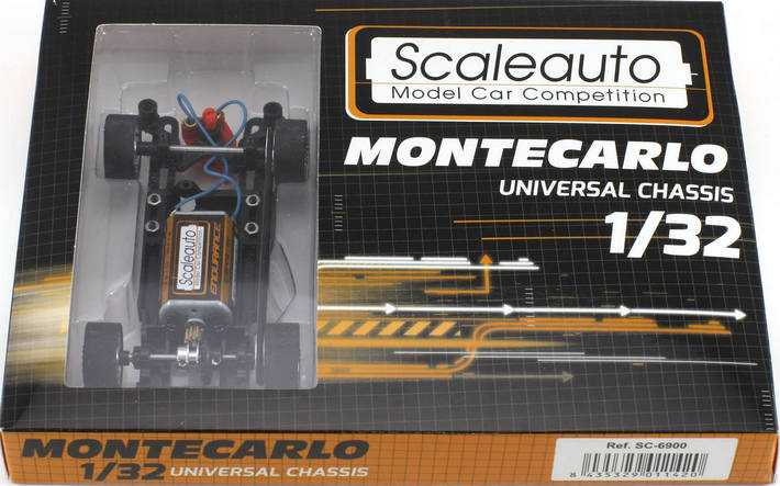 Scaleauto - Montecarlo Chassis (SC-6900) - Verpackung
