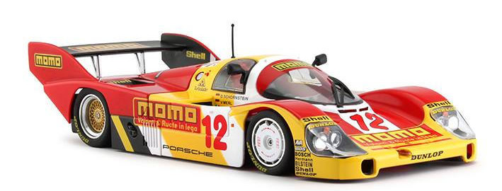 Slot.it - Porsche 956 KH n.12 Mugello 1000km 1983 (CA09f)