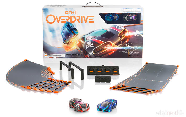Anki OVERDRIVE - Starter Kit Inhalt