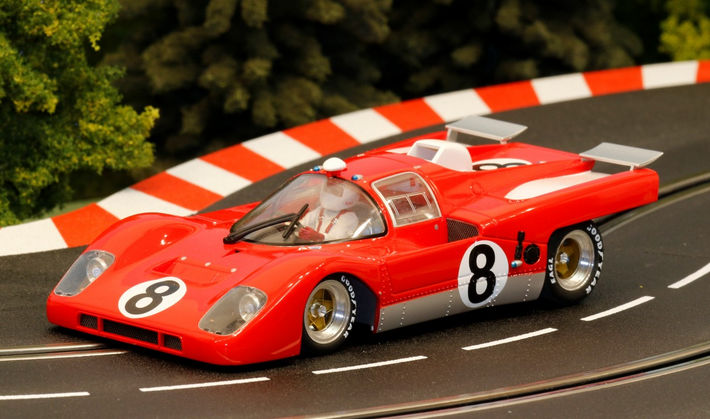 "BRM - 512 ""RED EDITION"" - KIT (BRM036-R) von Detlef"