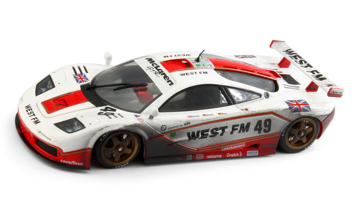 BRM - McLaren F1 GTR Team West Competition #49 (BRM032-FL)