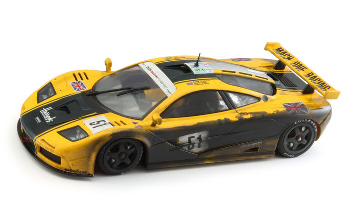 BRM - McLaren F1 GTR Team Mach One Racing #51 (BRM033-FL)