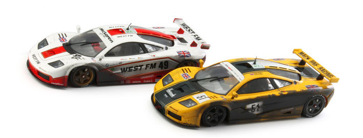 BRM - McLaren F1 GTR Finish Line Edition