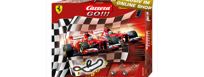 Carrera GO!!! - Red Victory Set (62339)