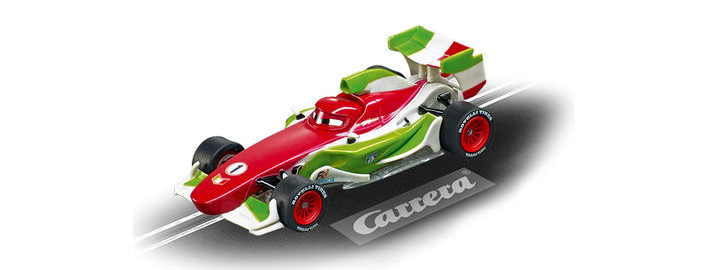 Carrera Go!!! - Disney/Pixar Cars Neon Francesco Bernoulli (64001)