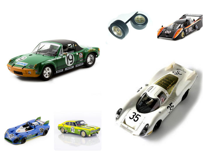 Slot Racing Company - Cars