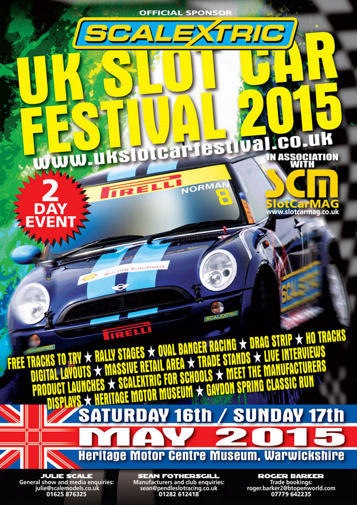 UK Slot Car Festival 2015