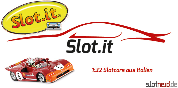 Slot.it Slotcars