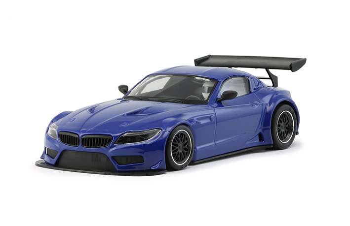 NSR - BMW Z4 - E89 Test Car Blue TRIANG - AW King EVO3 (1195AW) seitlich