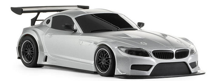 NSR - BMW Z4 E89 Test Car Silver TRIANG (1193AW)
