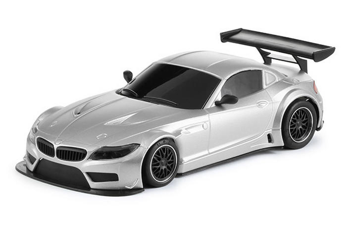 NSR - BMW Z4 E89 Test Car Silver TRIANG (1193AW) oben