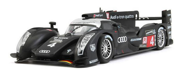 Slot.it - Audi R18 e-tron quattro #4 (CA29a)