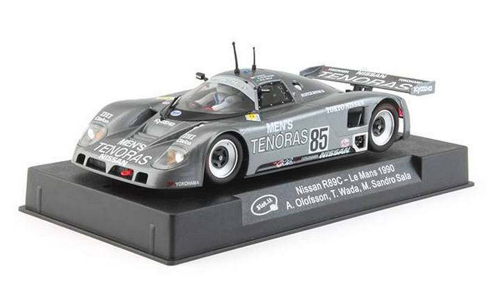 Slot.it - Nissan R89C #85 Le Mans 1990 (CA28b) Display