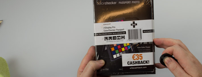 X-Rite - i1Display Pro & ColorChecker Passport Bundle