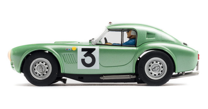 Carrera - Shelby Cobra 289 Hardtop Coupe 63 (30716) seitlich