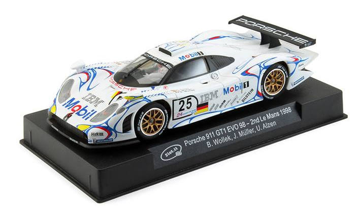 Slot.it - Porsche 911 GT1 EVO 98 (CA23d) am Display
