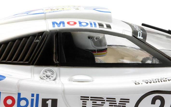 Slot.it - Porsche 911 GT1 EVO 98 (CA23d) der Fahrer