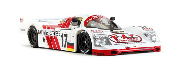 Slot.it - Porsche 962C LH n.17 Le Mans 1993 (CA03h)