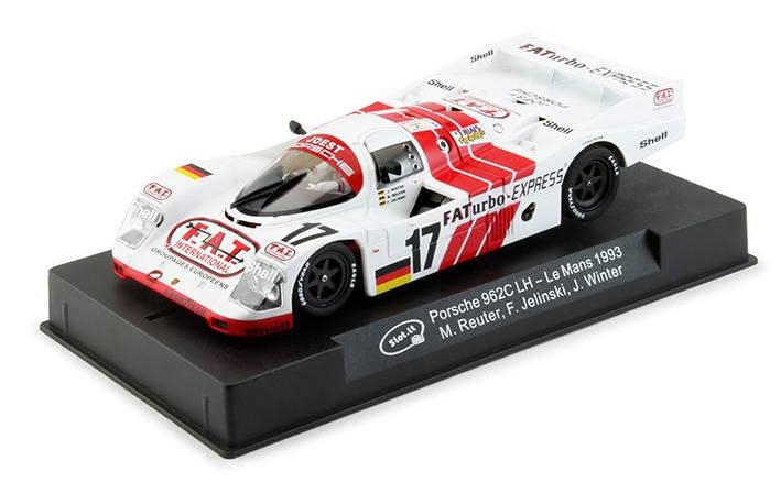 Slot.it - Porsche 962C LH n.17 Le Mans 1993 (CA03h) am Display