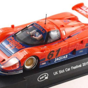 Slot.it - Jaguar XJR12 - UK Slot Car Festival 2015 (SiSc13a)
