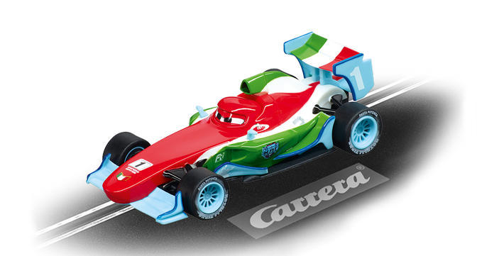 Carrera Go!!! - Disney PIXAR Cars Ice Francesco Bernoulli (64022)