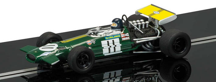 Scalextric - Legends Brabham BT26A-3 (C3588A)