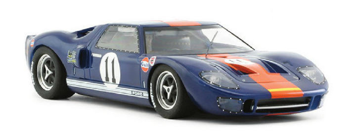 Slot.it - Ford GT40 Gulf 1967 Winner (CA18d)