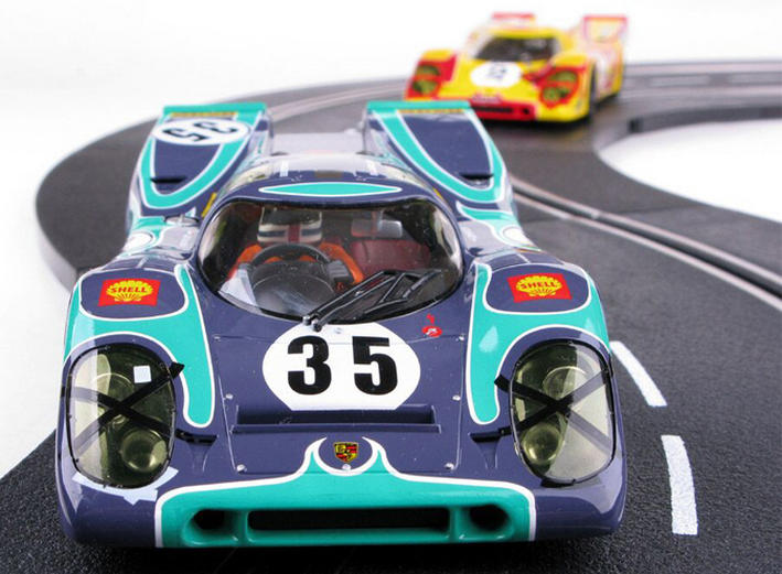 "Carrera Digital 124 - Porsche 917 K Martini International ""No.35"", Watkins Glen 6h 1970 Front"