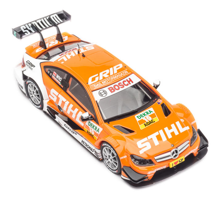 Mercedes C-Coupe DTM Wickens - oben