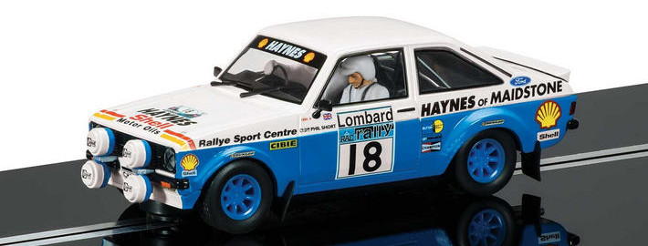 Scalextric - Ford Escort MKII (C3636)