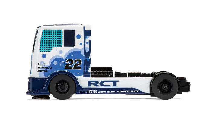 Team Scalextric Racing Truck No. 22 - C3610 - seitlich