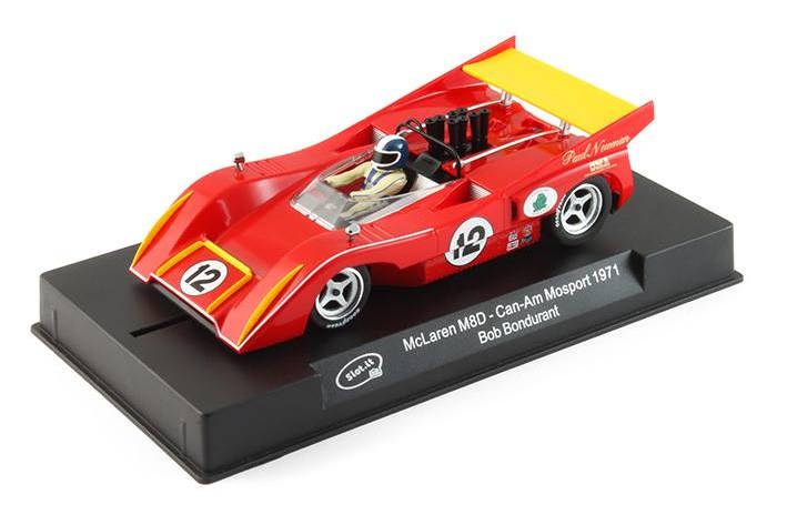 Slot.it - McLaren M8D #12 Can-Am Motorsport 1971 (CA26d) Display
