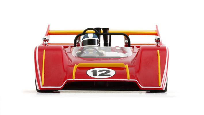 Slot.it - McLaren M8D #12 Can-Am Motorsport 1971 (CA26d) Front