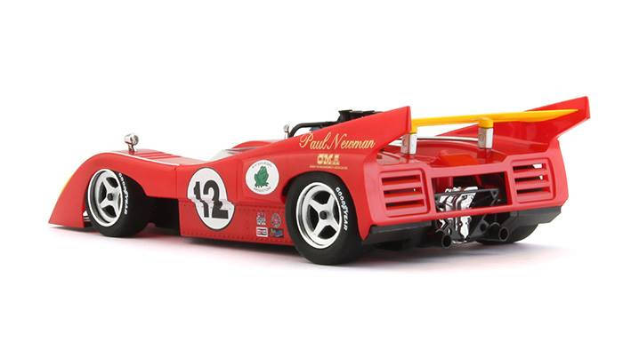 Slot.it - McLaren M8D #12 Can-Am Motorsport 1971 (CA26d) hinten