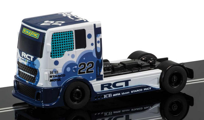 Team Scalextric Racing Truck No. 22 - C3610