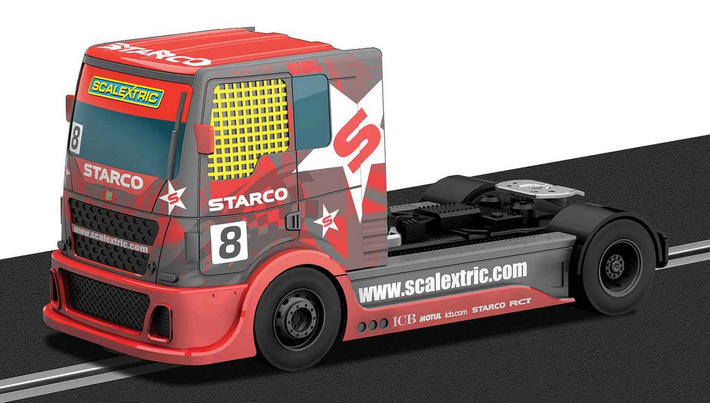 Team Scalextric Racing Truck No. 8 - C3609